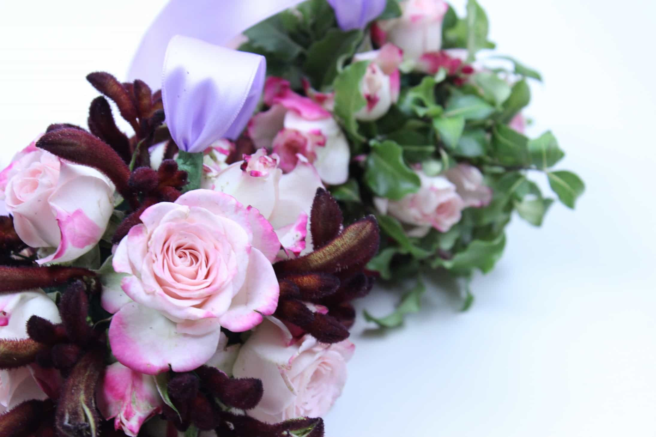 How To Make Flower Balls With Fresh Flowers The Smell Of Roses The