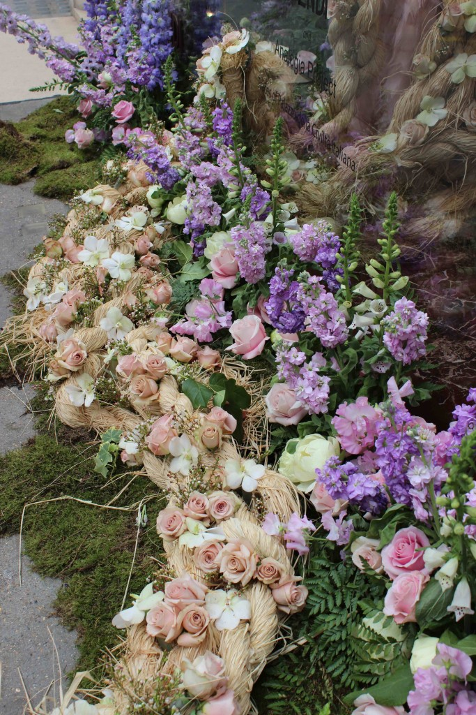 FENDI, Chelsea in Bloom 2015, Chelsea flower show 2015,  RHS, flowers