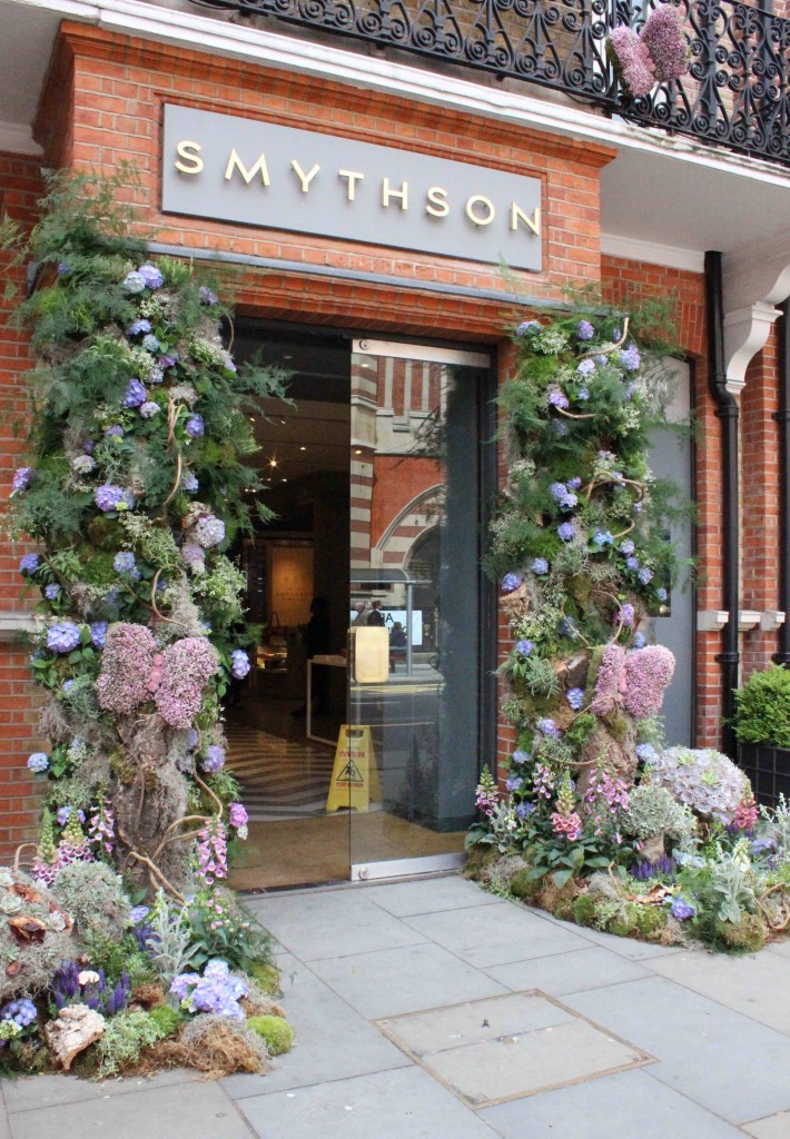 SMYTHSON, Chelsea in Bloom 2015, Chelsea flower show 2015,  RHS