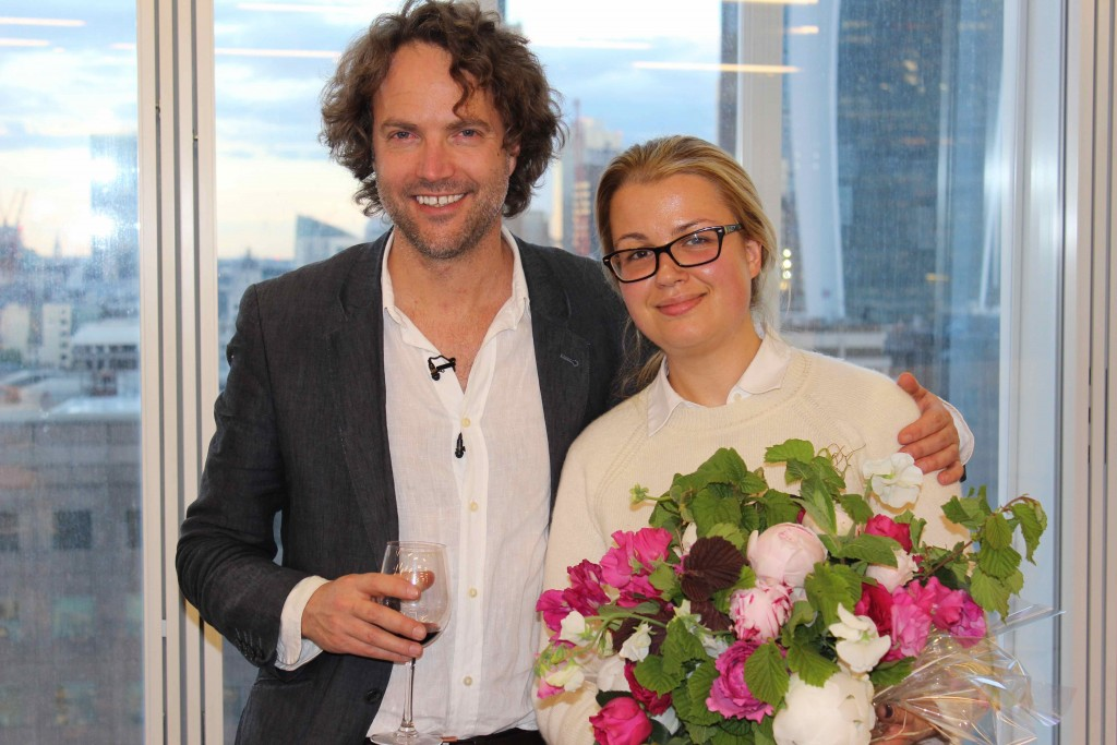 Robbie Honey, wjs+, Talk: The Power of Beautiful Flowers, David Austine roses, rose Darcey, peonies, cabbage roses