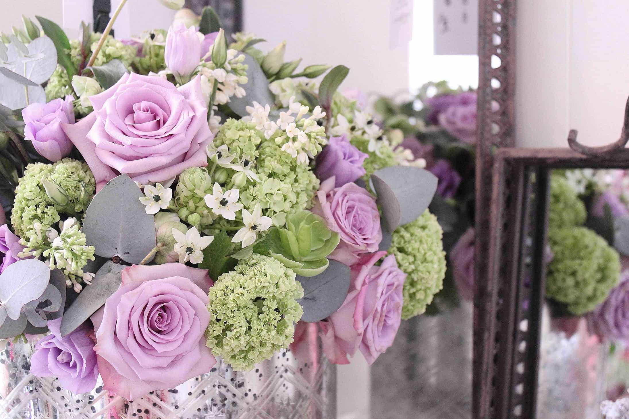 Lavender Green flowers, The house of rose, pink roses, 46 Fulham Road, London, SW3 6HH,  FLAGSHIP STORE IN SOUTH KENSINGTON, The smell of roses